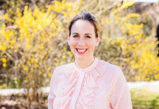 Melanie Brüggemann ist Eure freie Traurrednerin an der Isar!