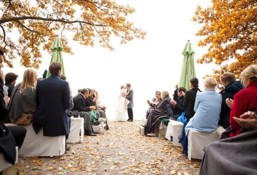 Trauungen am Chiemsee mit Hochzeitsredner von Strauß & Fliege