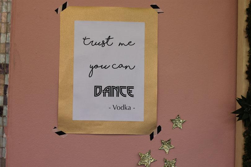 Tanzen gehört zur freien Trauung einfach mit dazu