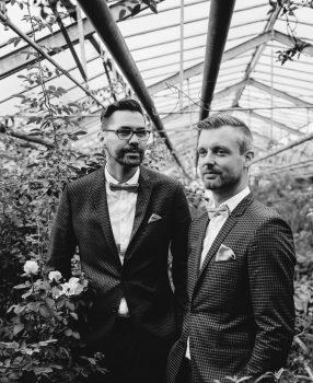 Hochzeit planen – Teil 8: Der Anzug vom Bräutigam