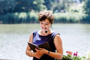 Traurednerin Carola gestaltet wunderschöne Trauungen in ganz Deutschland