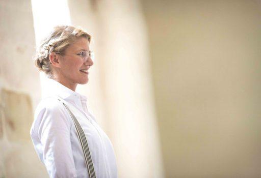 Freie Trauung mit Traurednerin Carolin Wett von Strauß & Fliege