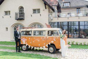 Hochzeit und freie Trauung mit Strauß & Fliege