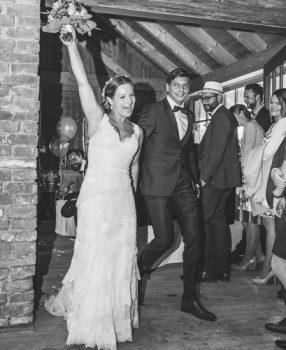 Freie Trauung – Erfahrung eines Brautpaares