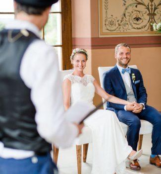Freie Trauungen mit Hochzeitsredner von Strauß & Fliege in Dresden