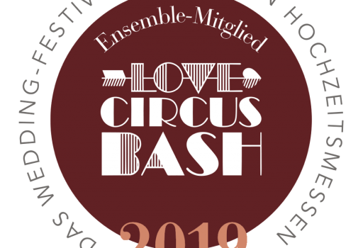 Logo Love Circus Bash Badge 2019