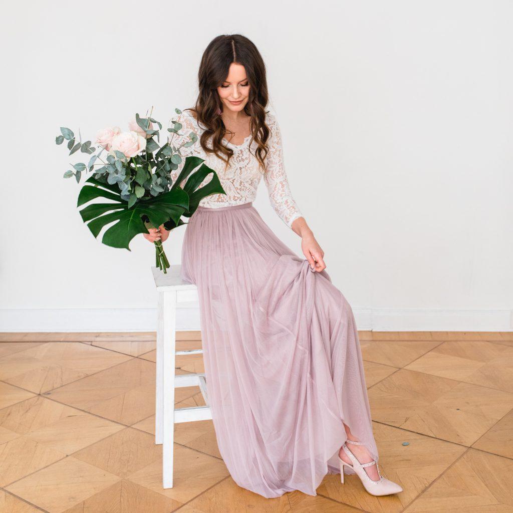 Online Hochzeitskleidershop andcompliments