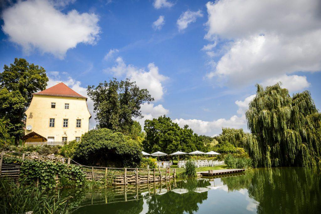 Das Göhrischgut in Sachsen. Foto: Der Bildermacher