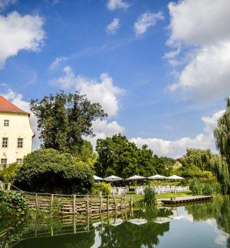 Das Göhrischgut in Sachsen eignet sich wunderbar für freie Trauungen