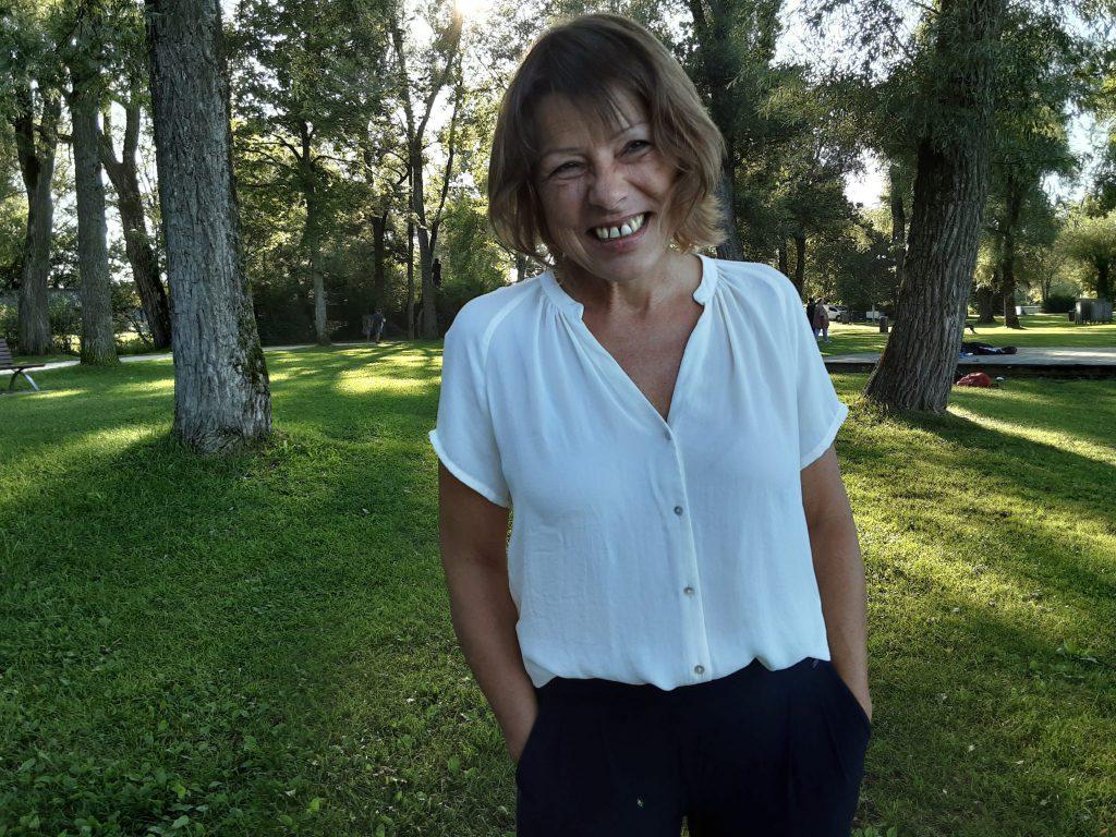 Gaby Renner ist Hochzeitsrednerin am Chiemsee