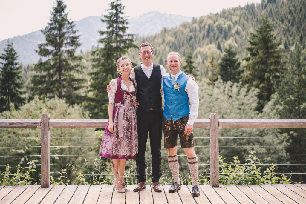 Strauß & Fliege Hochzeiten Bayern