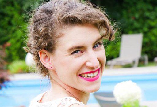 Strauß & Fliege Traurednerin Clara Diemling aus Wien