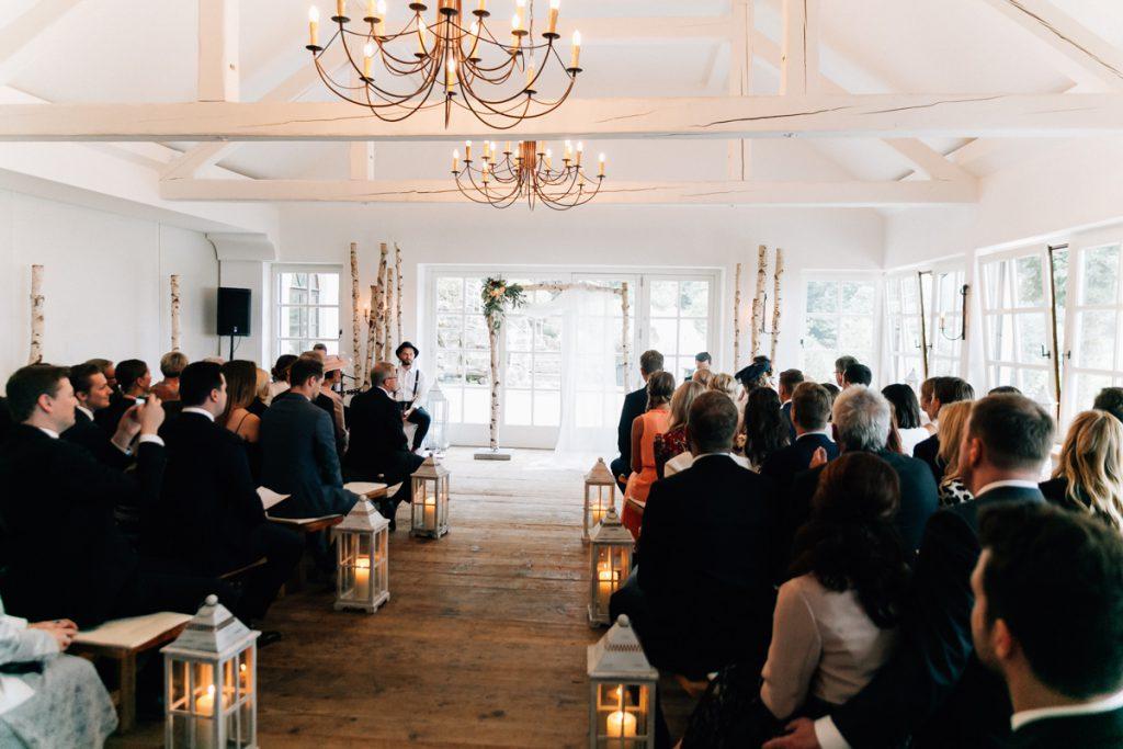 Freie Trauung mit Hochzeitsredner Johann-Jakob Wulf