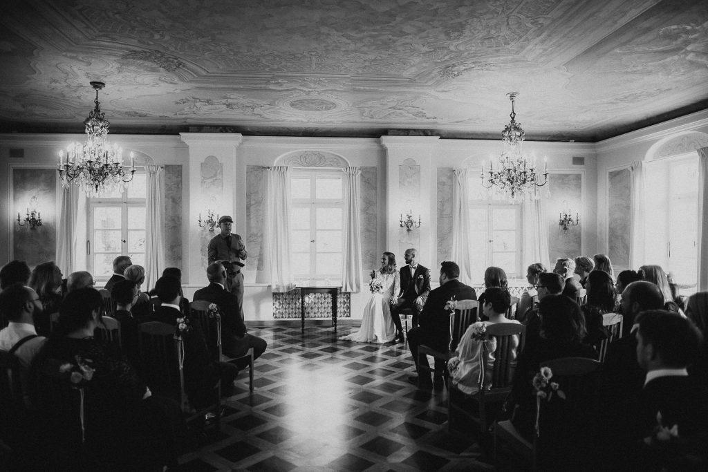 Trauredner Marco Böhlandt begleitet Paare auch auf das Standesamt