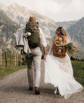 Was ist eine Elopement Hochzeit?