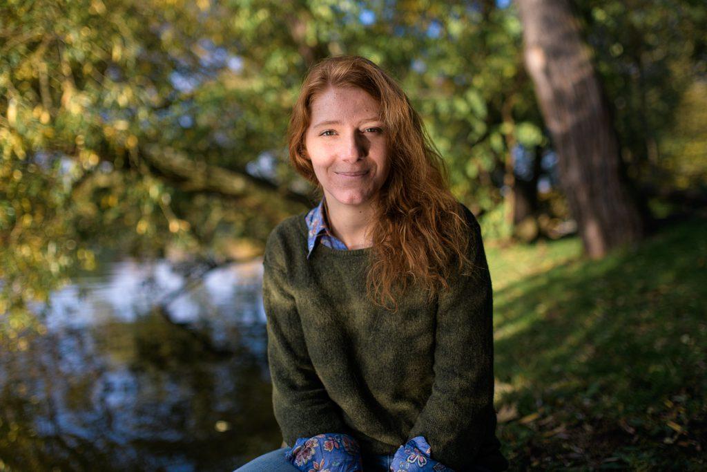 Traurednerin Rebekka Seaman aus Berlin hält freie Trauungen bilingual