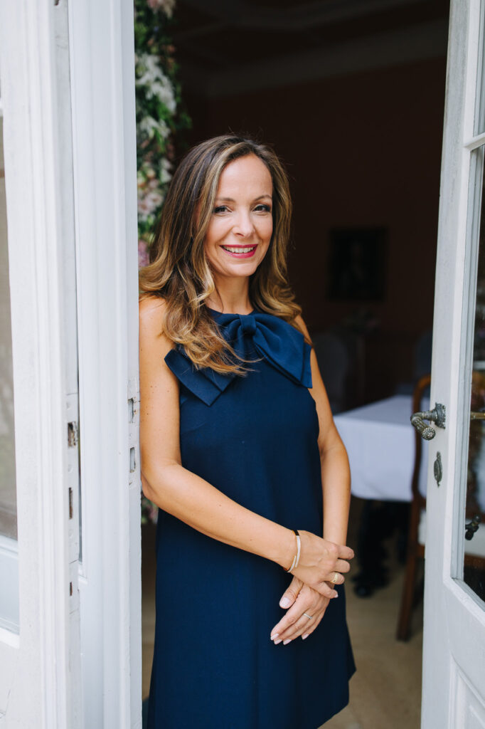 Wedding Planer Kristin Dorst von festlicher Hochzeitsplanung