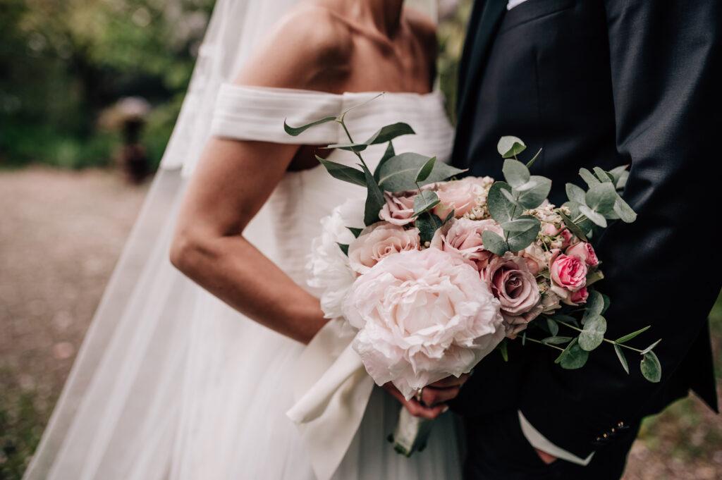 Brautstrauß Boho   Blumenstrauß freie Trauung   Strauß & Fliege