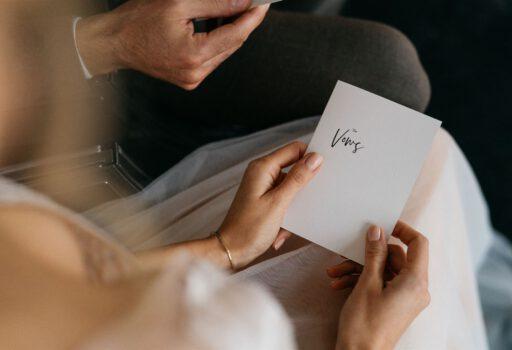 Eheversprechen | Freie Trauung | Strauß & Fliege