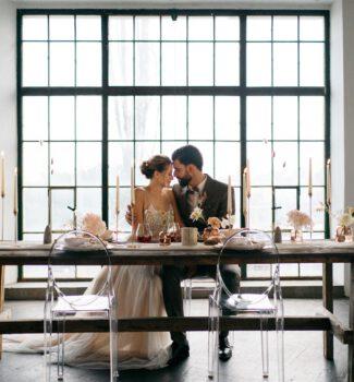Heiraten wie in New York