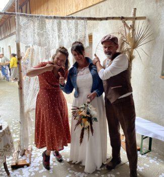 Freie Trauung mit Traurednerin Martha Münder | Strauß & Fliege